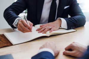 Separation and Release Agreements